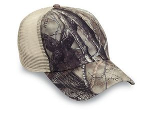 2980b5085ea 5-Panel Unstructured TRUE TIMBER Camo Front With A SOFT Mesh Back - TT-5M - IdeaStage  Promotional Products