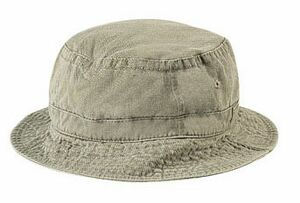 e40345cd411 Pigment Dyed Garment Washed Cotton Twill Bucket Hat - BKT - Brilliant  Promotional Products