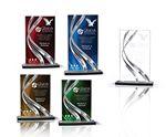 Custom Sweeping Ribbon Award - Large