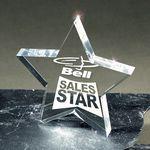 Custom Lasered Lucite Star Award