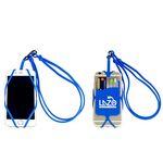 Custom Silicone Phone Lanyard