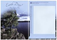 Theme Series Earth Day Tree Seeds -Digital Print/ Back Imprint