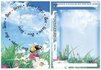 Bee-lieve -Theme Series Honey Bee Mix Seeds - Digital Print/ Back Imprint