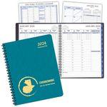 Custom TimeMaster Time Management Planner w/ Shimmer Cover