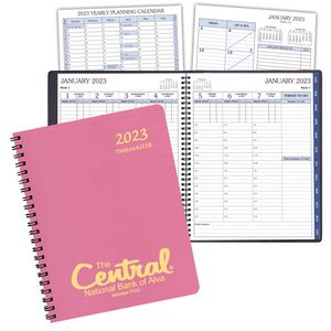 TimeMaster Time Management Planner w/ Twilight Cover