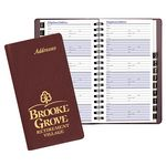 Custom Medium Address Book/ Continental Cover