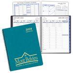 Custom Time Management Planner w/ Shimmer Cover