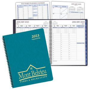 Time Management Planner w/ Shimmer Cover