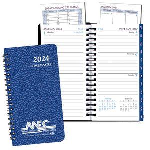 TimeMaster Pocket Planner w/ Cobblestone Cover