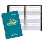 Custom Large Address Book/ Shimmer Cover
