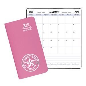 Two Year Pocket Planner w/ Twilight Cover