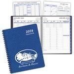Custom TimeMaster Time Management Planner w/ Cobblestone Cover