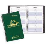 Custom Large Address Book/ Leatherette Cover