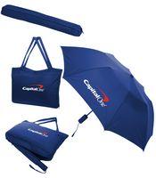 All-In-One Tote Bag/Folding Umbrella