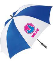 The Force Fiberglass Shaft Golf Umbrella
