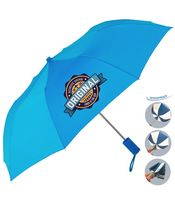 The Revolution Non Vented Wind Resistant Automatic Folding Umbrella