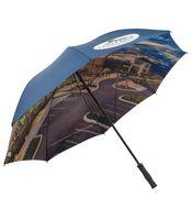 Double Cover Full Color Golf Umbrella