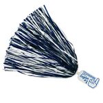 500-Streamer Pom Poms w/Mascot Handle - #1 Finger End