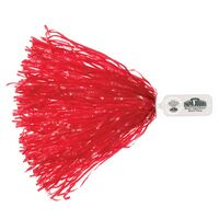 500-Streamer Coupon Handle Pom Poms