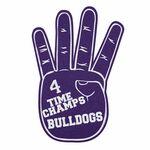 Four Finger Foam Hand Mitt (17