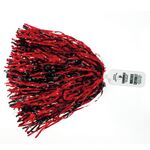 500-Streamer Solid Paddle Handle Pom Poms