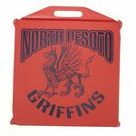 Square Vinyl Stadium Seat Cushion (14