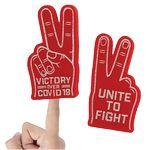 Mini Foam Finger - Victory