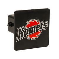 "Square ABS Plastic Hitch Cover (4"")"