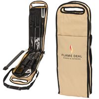 5 Piece BBQ Set in Carrying Case