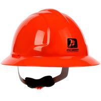 Hard Hat 4200 Full Brim Wheel Ratchet Hi-Vis