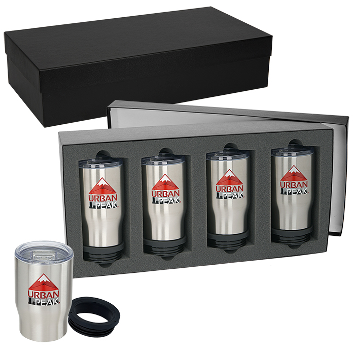 Urban Peak® Gift Set (3-in-1 Tumbler)