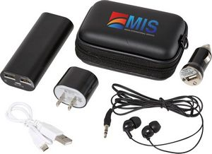 Apt Power Kit (UL Certified 4,400 mAh power bank)