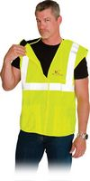 3 Pocket Solid Breakaway Vest