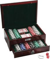 500 Pc Executive Poker Set