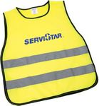 Custom Safety Vest (XL)