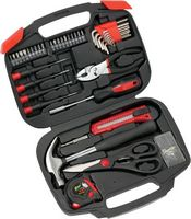 123 Piece Tool Set with Bi-Fold Carrying Case