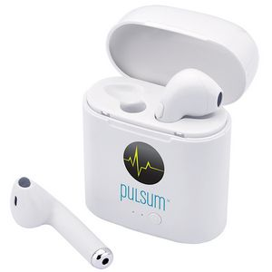 Atune Bluetooth Earbuds with Charger Case