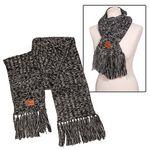 Custom Leeman Heathered Knit Scarf