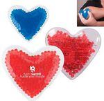 Custom Heart Shape Hot/Cold Gel Pack