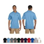 Custom Gildan Adult Ultra Cotton 6.3 Oz. Piqué Polo Shirt