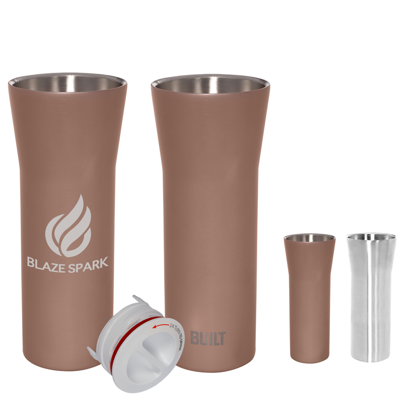 16 Oz. Built® 360 Pureflow™ Apex Vacuum Insulated Cup