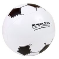 Soccer Ball Shaped Beach Ball