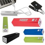 Custom Portable Metal Power Bank Charger - UL Certified