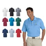 Custom Men's Adidas Golf Climalite Basic Short Sleeve Polo Shirt