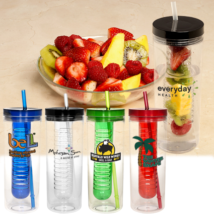 Thirstinator 20 Oz. Sipper Cup w/Infuser