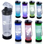 Custom 22 oz. Cool Gear POP Lights Bottle