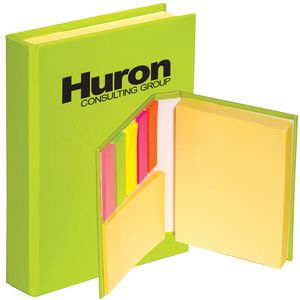 Sticky Book Notepad