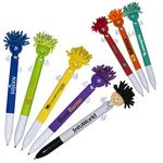 Custom MopTopper 2 Colors Pen