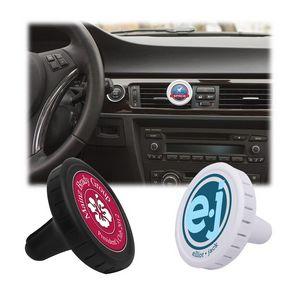 Round Auto Vent Freshener