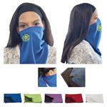 Custom 2-In-1 Face Cover Towel